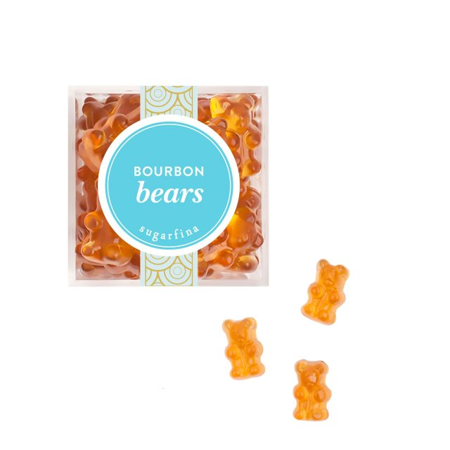 Bourbon Bears Gummies