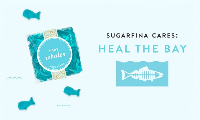 Sugarfina Cares: Heal The Bay
