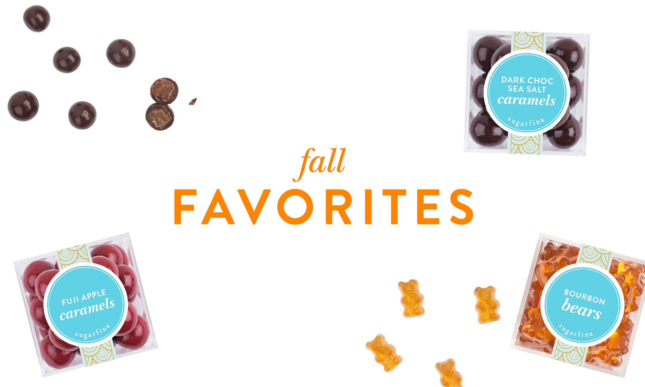 Sugarfina Fall Candy