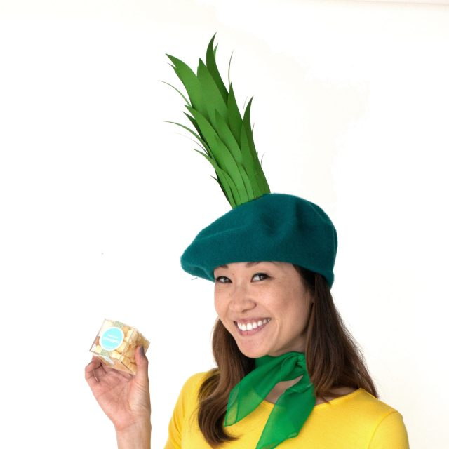 Parisian Pineapple Costume